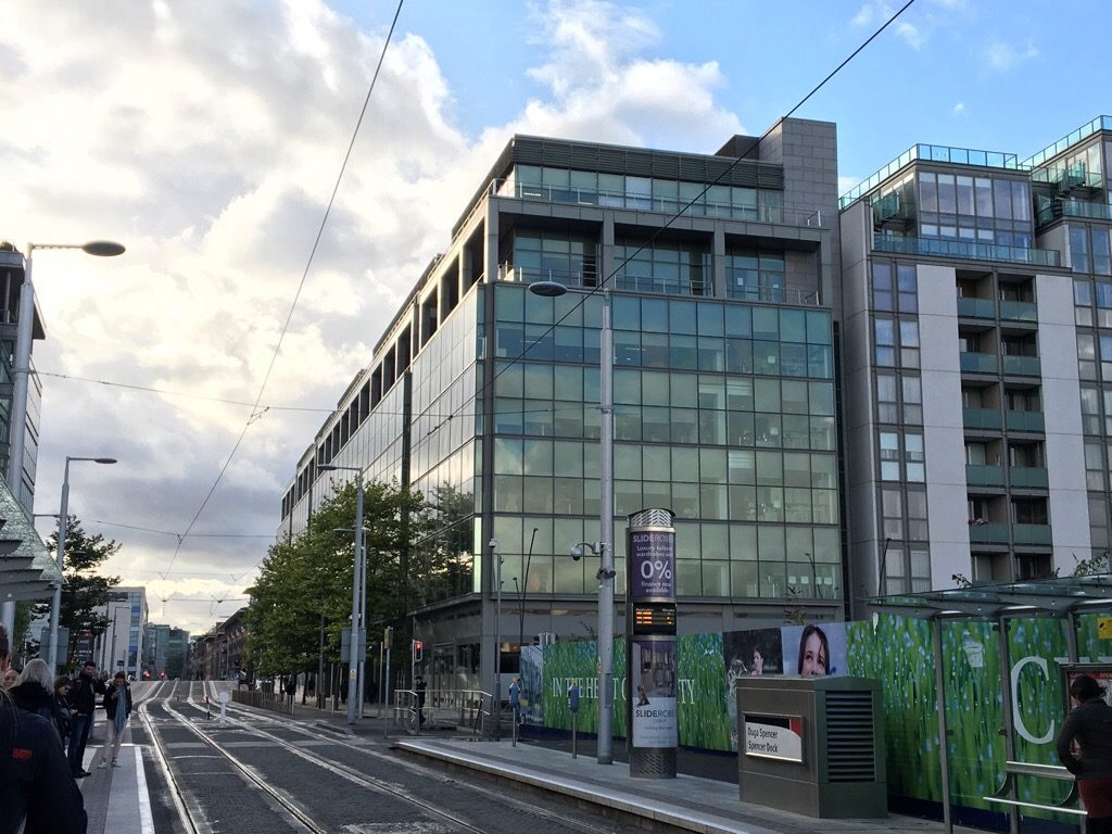 Office of the Comptrollerand Auditor General, Dublin, Irland