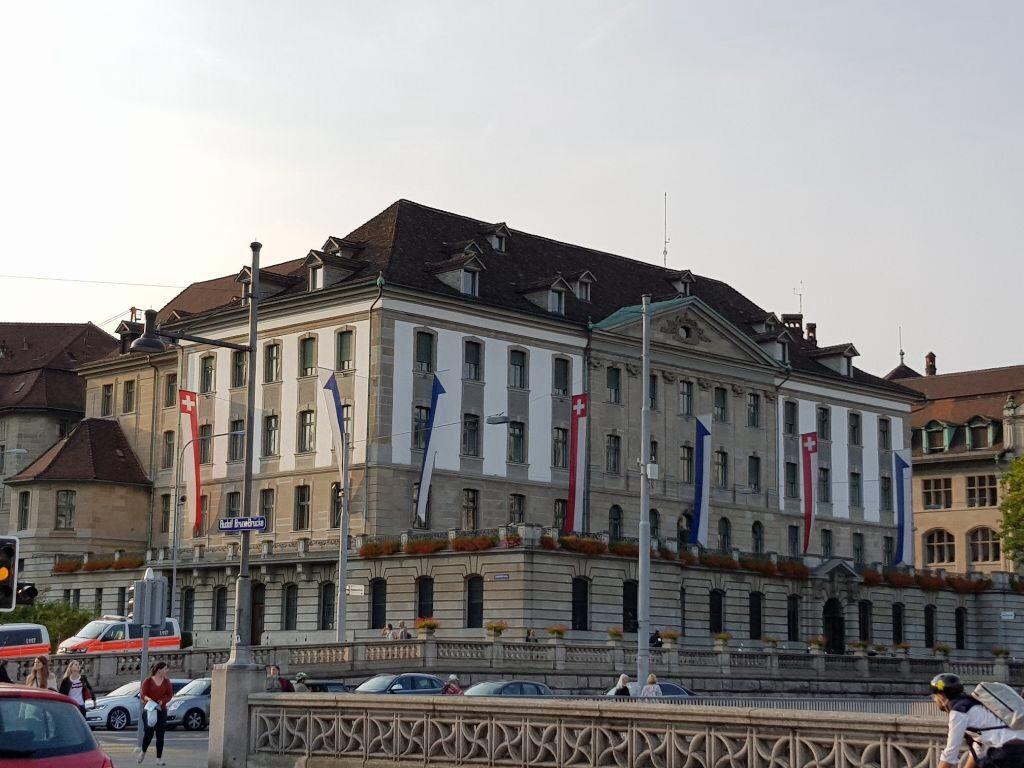 Stadtpolizei, Zürich, Schweiz