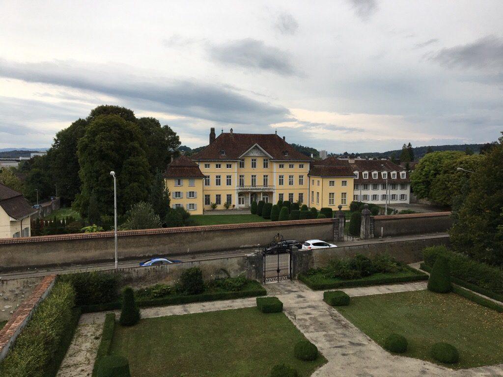 Bistum Basel, Ordinariat Solothurn, Solothurn, Schweiz