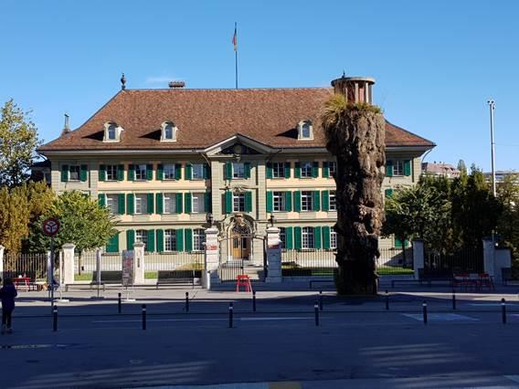 Polizei Bern, Schweiz
