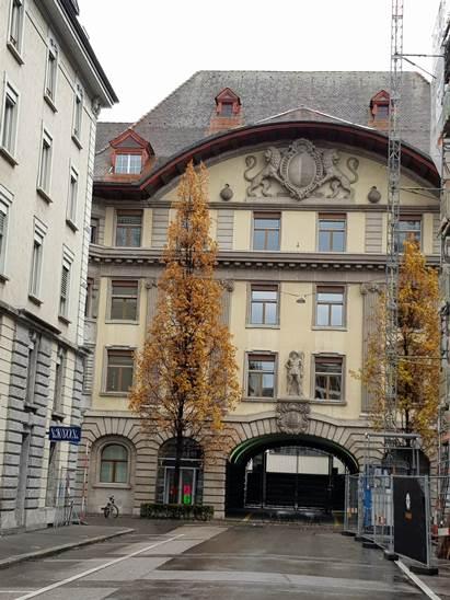 Polizei Luzern, Schweiz